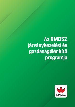 Az RMDSZ járványkezelési és gazdaságélénkítő programja