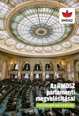Az RMDSZ parlamenti megvalósításai