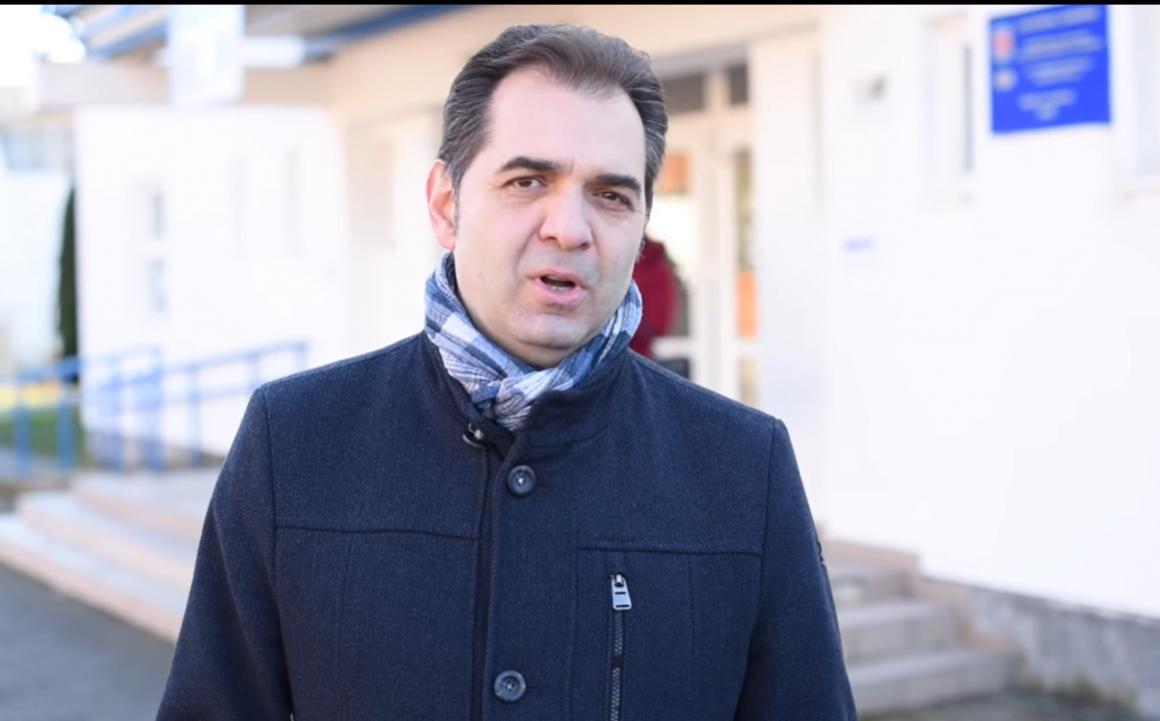 Antal Árpád, Sepsiszentgyörgy polgármestere: Hiszek abban, hogy mi, erdélyiek akarjuk alakítani a saját sorsunkat