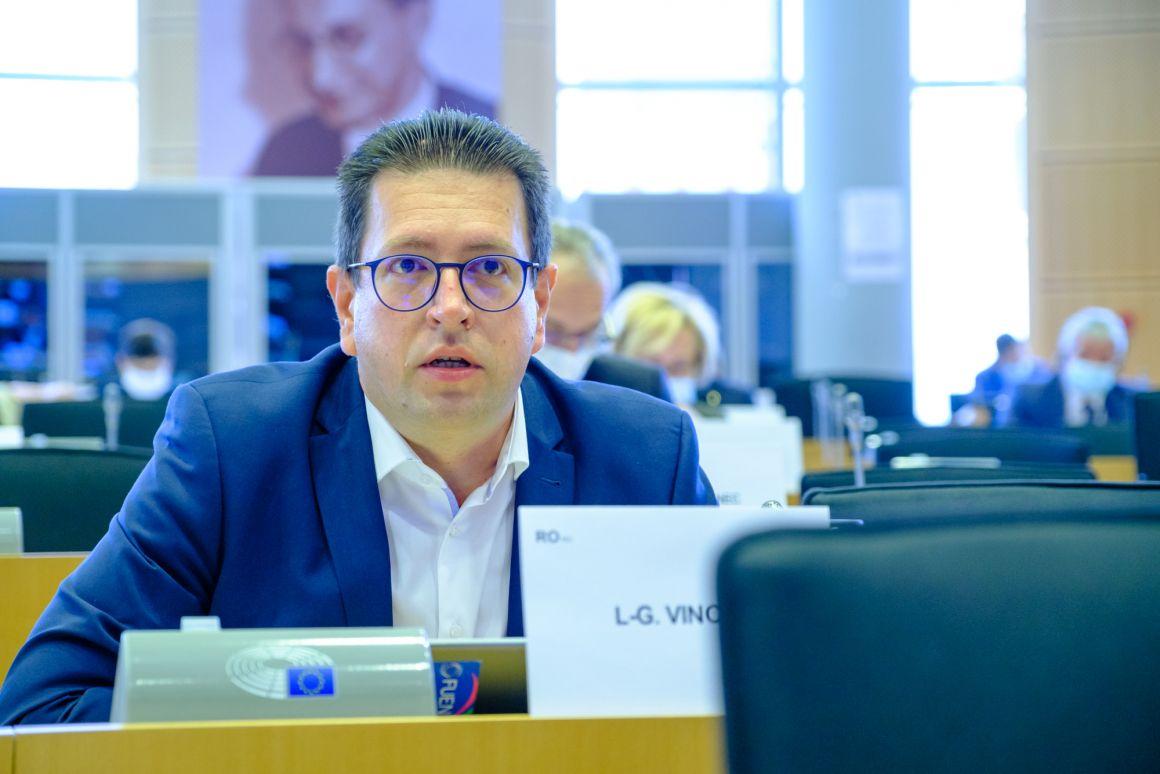 Vincze Loránt az EP Alkotmányügyi Bizottságának új alelnöke