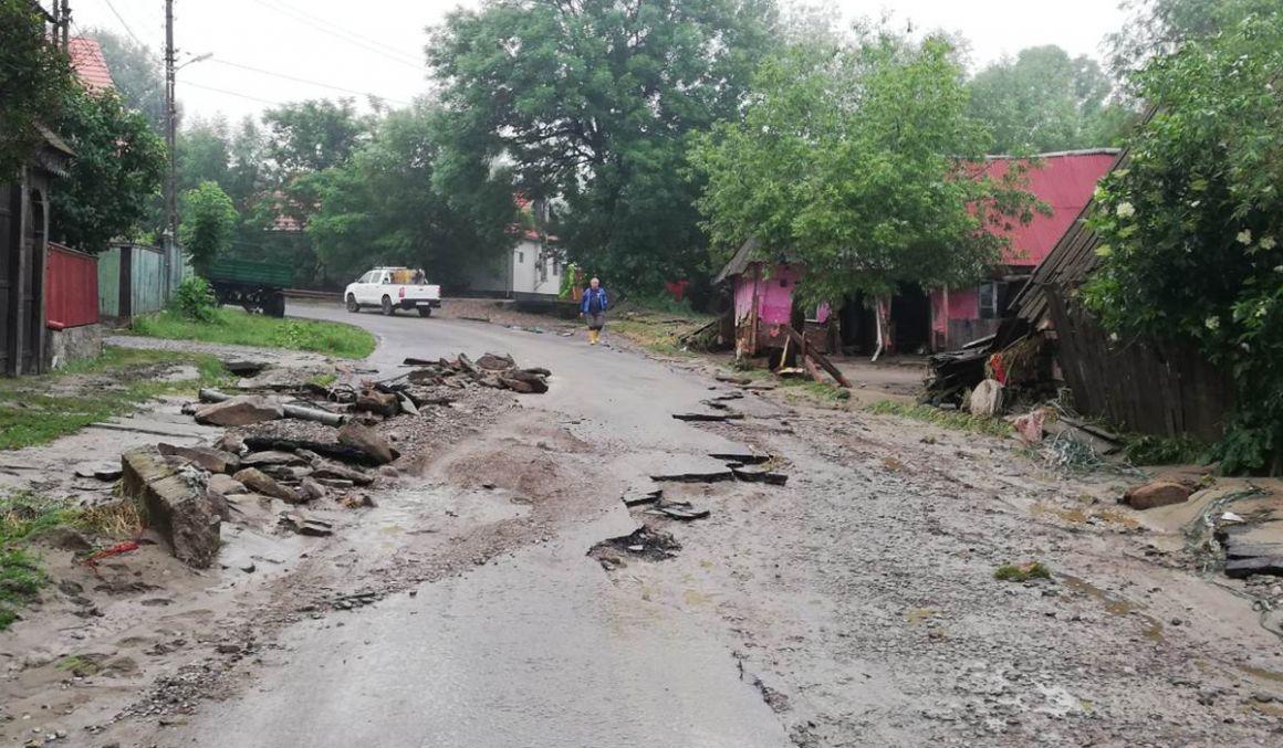 RMDSZ: tizenegy erdélyi megye részesül kormánytámogatásban az árvíz által okozott károk kijavítására