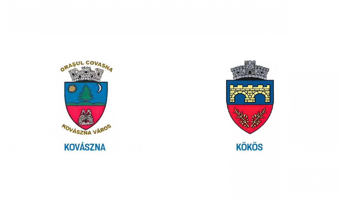 A helyi közösség szimbólumát használhatja hivatalosan is Kovászna és Kökös