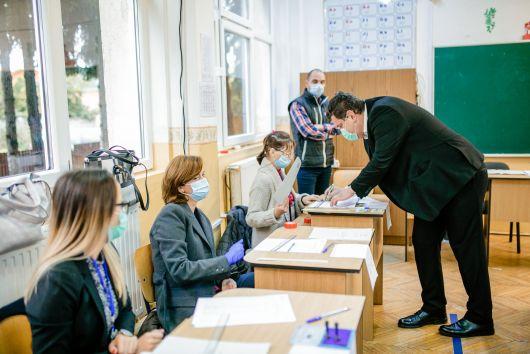 Pataki Csaba: Szatmár megyének folytonosság kell, én családommal együtt erre szavaztam ma