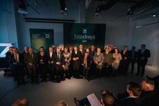24 személynek adtunk át Ezüstfenyő-díjat Kolozsváron