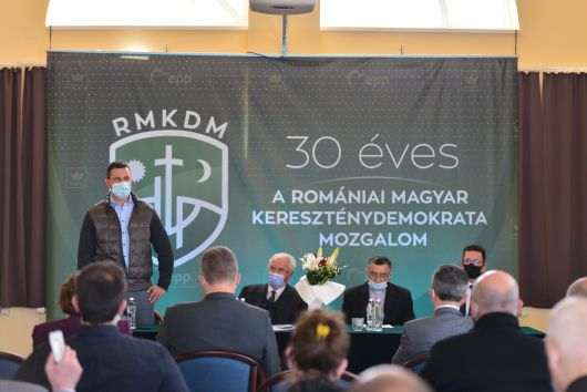 Fennállásának harmincadik évfordulóját ünnepelte a Romániai Magyar Kereszténydemokrata Mozgalom