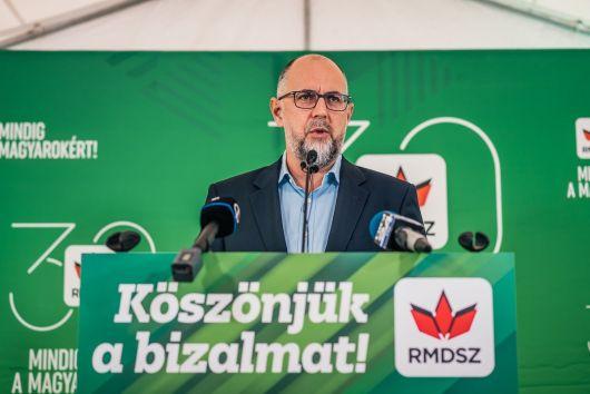 Kelemen Hunor: 199 polgármester nyert az RMDSZ színeiben