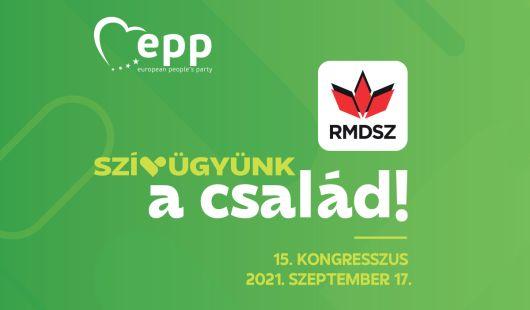A román és a magyar kormány, romániai, magyarországi és határon túli pártok vezetői, képviselői az RMDSZ kongresszusán