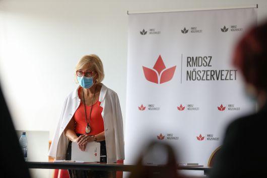 Családokra, egyedül élőkre, a nők érvényesülését elősegítő kezdeményezésekre fókuszál az RMDSZ Nőszervezete