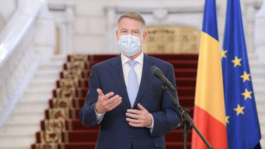 Klaus Iohannis, Románia államelnökének március 15-i üzenete