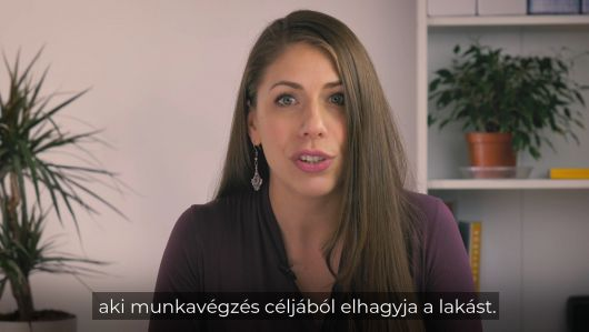 Lészai Orsolya jogtanácsos az új munkahelyi igazolás kitöltéséről