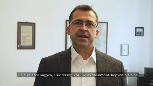 Ismerd meg jelöltjeinket: Hajdu Gábor