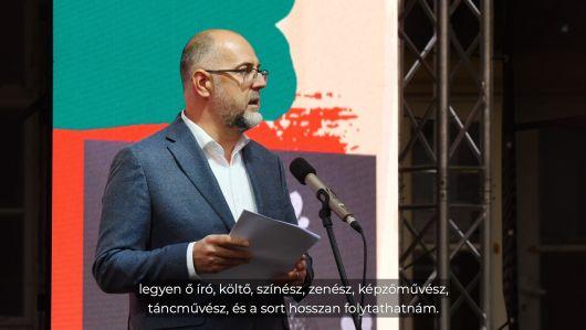 9. Erdélyi Magyar Kortárs Kultúráért Díjátadó
