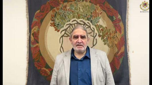 Varujan Pambuccian, a parlamenti kisebbségi csoport elnöként üzenete az RMDSZ kongresszusára