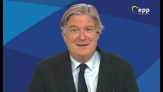 Antonio López Istúriz White, az Európai Néppárt Főtitkárának üzenete az RMDSZ kongresszusára