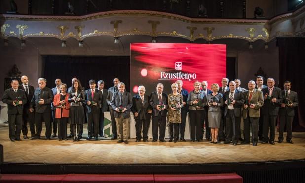 24 személynek adott Ezüstfenyő-díjat az RMDSZ