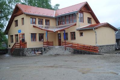 Gyimes első különálló óvodája a Fonócska - Új létesítményt vehettek birtokba a hidegségi gyerekek