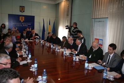 A regionalizmusról és Maros megye prioritásairól tárgyaltak Marosvásárhelyen