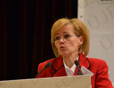Biró Rozália: Kárpát-medencei magyar nemzetiségű nőket tömörítő szövetségében gondolkodunk