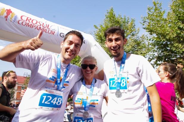 Minden kilométer számít – az RMDSZ Ügyvezető Elnökségének csapata futóversenyen vett részt