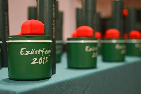 A Szövetség kiosztotta a 2015-ös Ezüstfenyő-díjakat