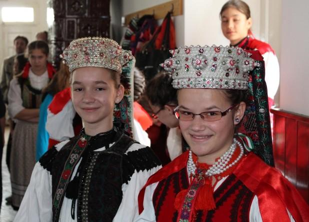 Nemzeti ünnep Kalotaszentkirály-Zentelkén