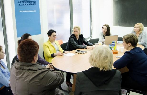 Takács Aranka: a közéleti munkában szükség van azokra a nőkre, akik már megnyerték a közösség szimpátiáját, akik már bizonyítottak