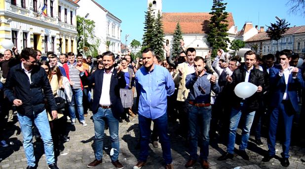 Udvarhelyen mutatkoztak be az RMDSZ önkormányzati listáján induló fiatalok