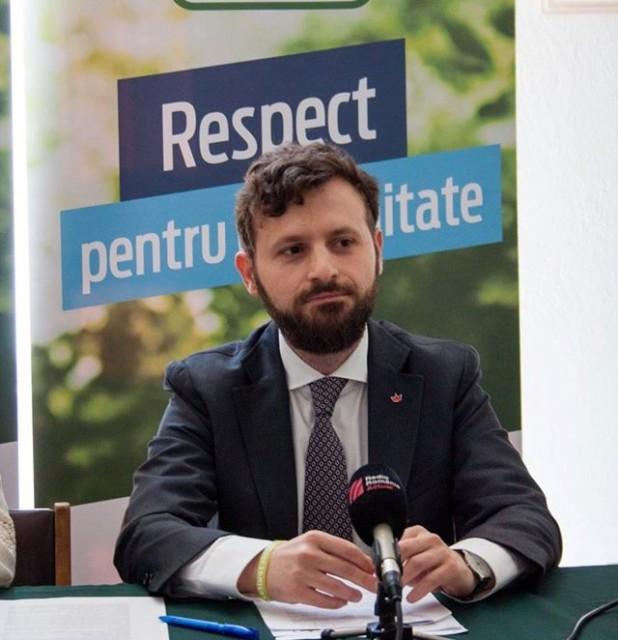 Kovács Richárd: esélyt és bizalmat kaptunk a nagybányai magyaroktól