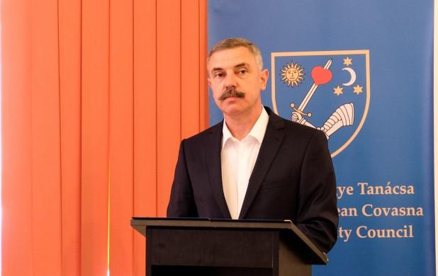 Elkezdheti munkáját Kovászna megye közgyűlése