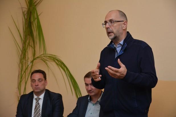 Ez a választás a jövőről, a biztonságról és a megújulásról szól – Kelemen Hunor Temesváron