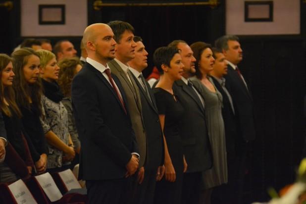 Az RMDSZ Maros megyei jelöltjeinek közös üzente: nem a DNA dönti el, hogy magyarul tanulhatunk vagy sem