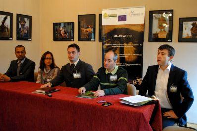 Turizmus és erdőgazdálkodás – egymást erősítő tényező - Nemzetközi konferenciát rendeztek Gyergyócsomafalván a Föld Napja alkalmából