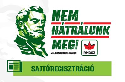 Május 5-ig regisztrálhatnak a sajtó munkatársai az RMDSZ Zilahi Kongresszusára