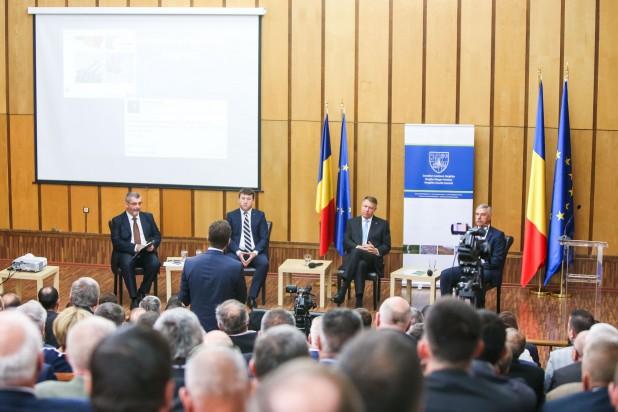 Stratégiai partnerséget a román állam és a magyar közösség között, és határozott kiállást a magyarellenes hangulatkeltés ellen – ezt kérték az RMDSZ székelyföldi vezetői Klaus Iohannis államfőtől
