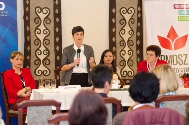 Udvarhelyszéken tartották a Székelyföldi Nők Konferenciájának újabb rendezvényét