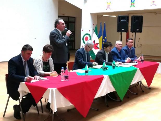 Winkler Gyula folytatja megyei elnöki tevékenységét