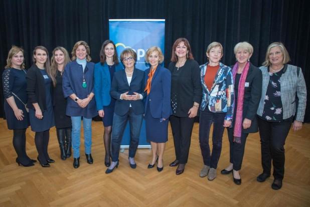 RMDSZ-es alelnöke van az Európai Néppárt Nőszervezetének